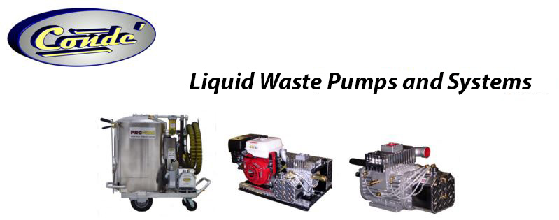 Liquid Waste Pumps and Systems